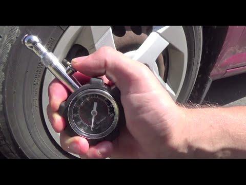 Tire Pressure Gauge Review   JACO Superior