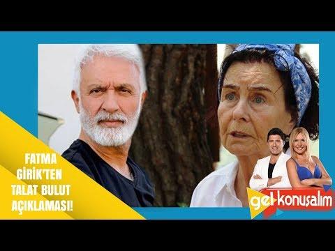 Gel Konuşalım | 160. Bölüm | Fatma Girik'ten Talat Bulut açıklaması!