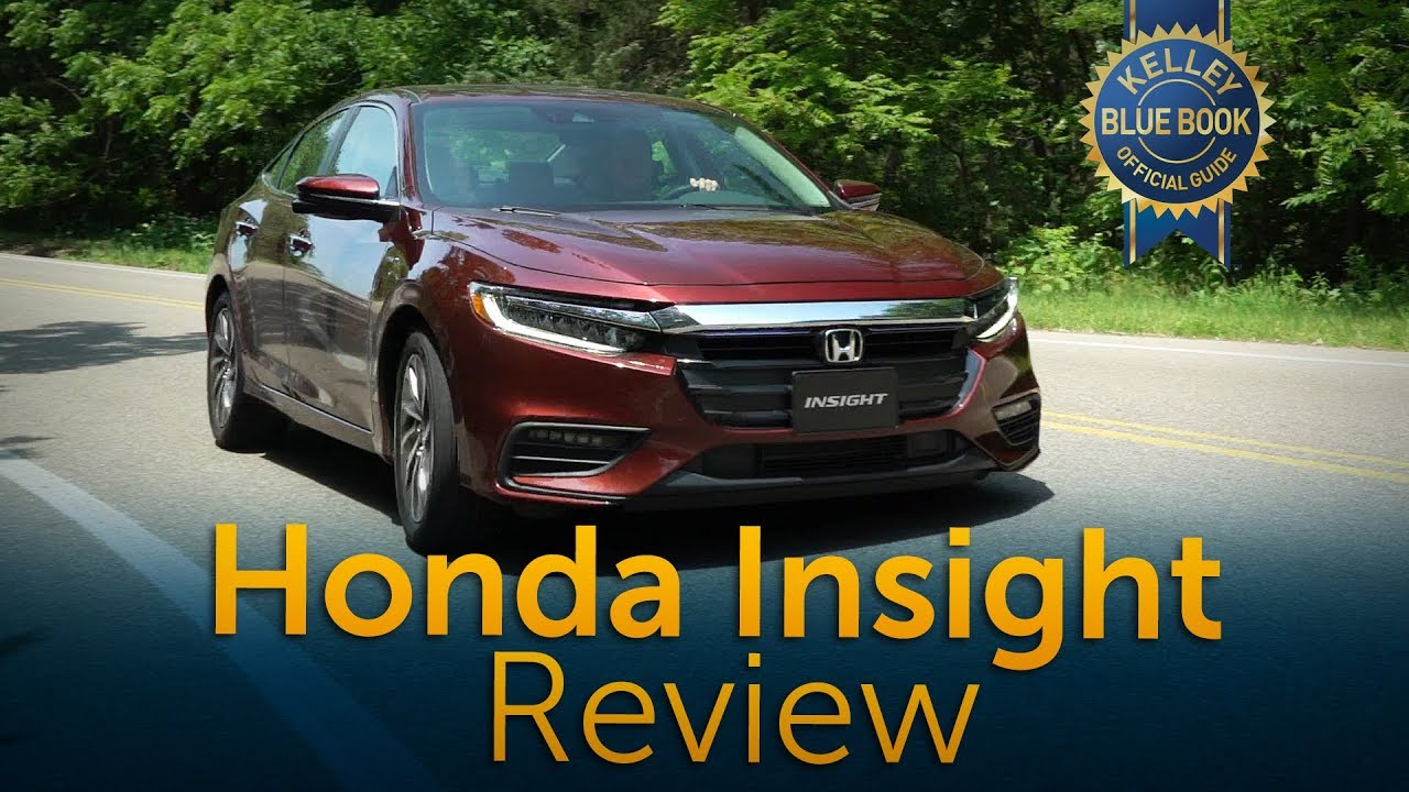 2019 Honda Insight Review Road Test