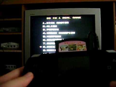 Duck Hunt on 2PG (TC-8288)
