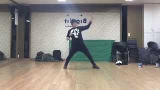 J-Hope (제이홉) - 가요대축제 (KBS Gayo Daechukje) Choreo Dance Practice Ver. (Mirrored)