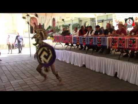 Mistica del Encuentro Sur - Norte, México - Estados Unidos