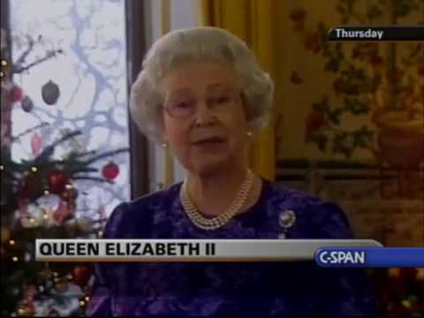 The Queen's Christmas Message 2004