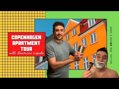 COPENHAGEN APARTMENT TOUR: Americans explain what it's like living in a Danish apartment