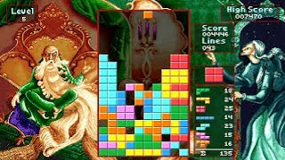Video Tetris Classic (Dos game 1992) download MP3, 3GP, MP4, WEBM, AVI, FLV Oktober 2018