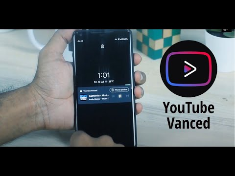 How To Install YouTube Vanced APK [NON-ROOT] Without SAI