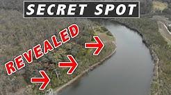 My Secret Flathead Fishing Spot Revealed (Fishing Australia)