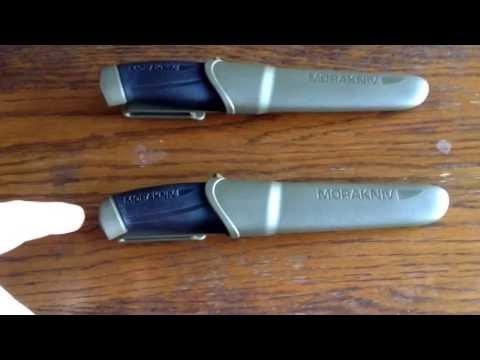 BEST EDC / CAMP KNIFE UNDER $20? MORA COMPANION HEAVY DUTY REVIEW