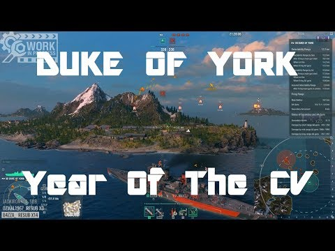 Highlight: Duke Of York AA-test - Year Of The CV Confirmed