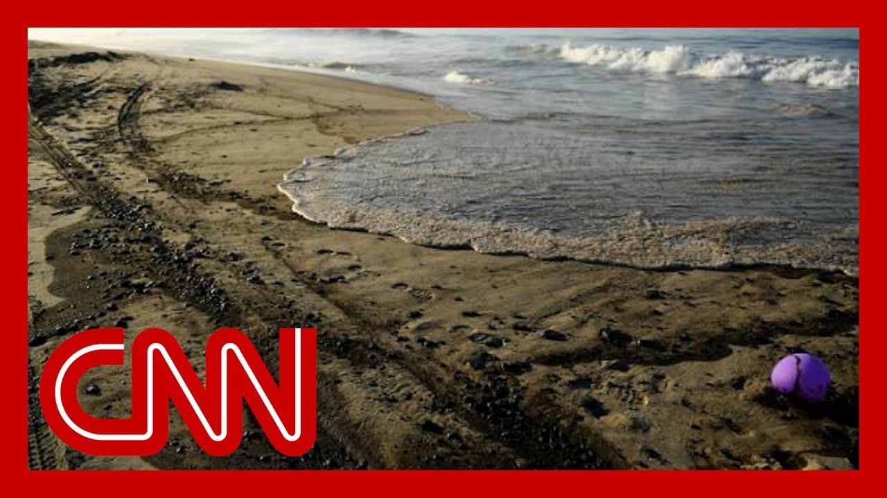 Huntington Beach oil spill: Live updates
