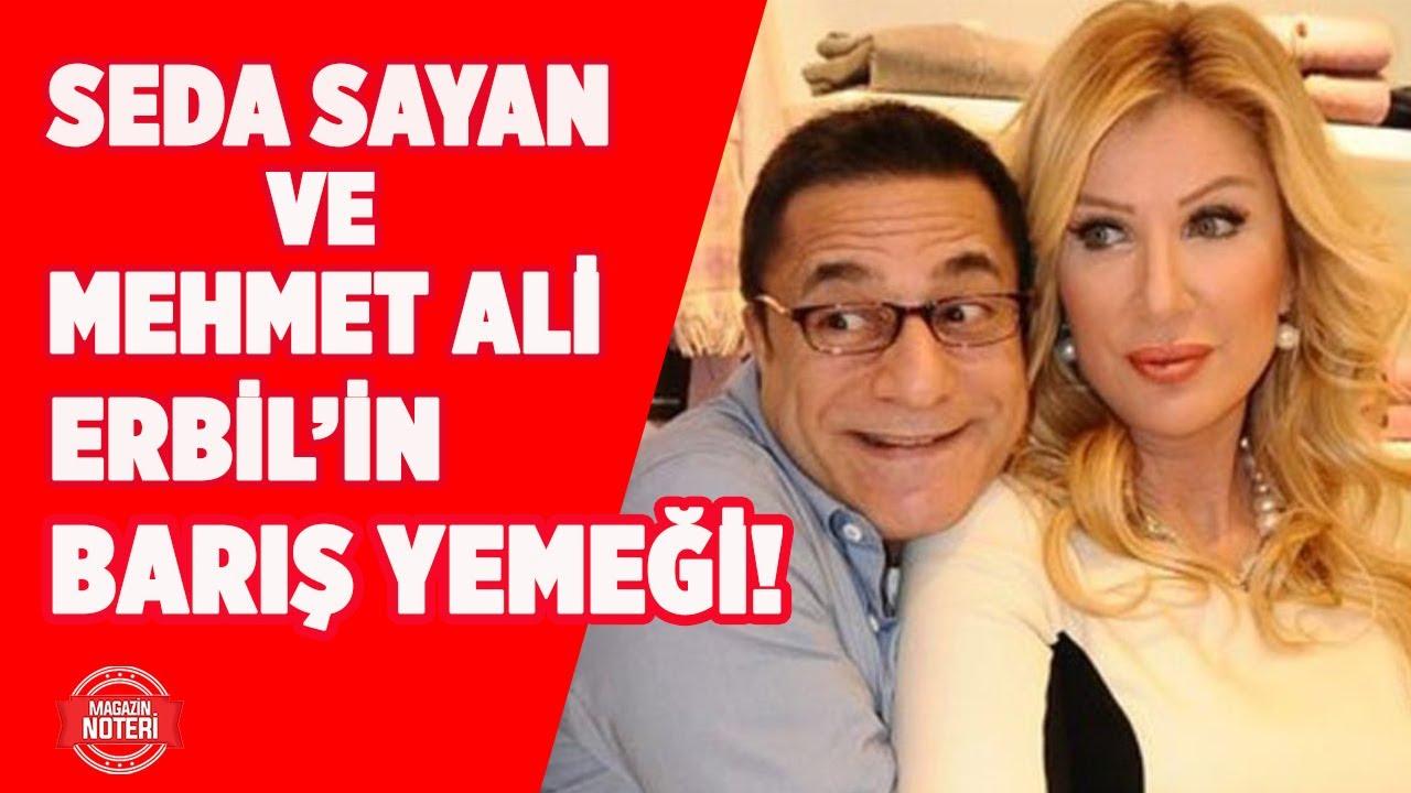 SON DAKİKA! Seda Sayan ve Mehmet Ali Erbil Cephesinde Yeni Gelişme! Eski Eşlerden Olay Açıklamalar!!