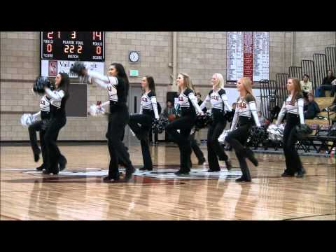 "Eagle Valley High School Devil Dancers - ""Beach"""