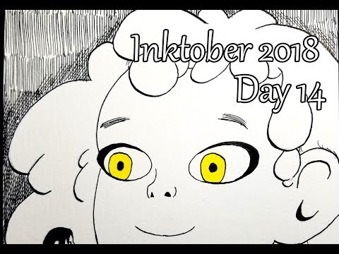 Inktober. Day 14. Giant