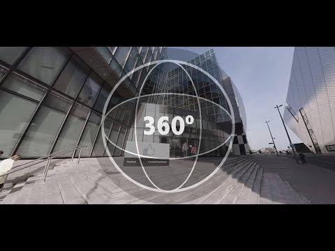 360 Video Tour of Facebook Dublin Offices