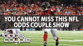 NFL Week 15 I Opening Lines with The Odds Couple