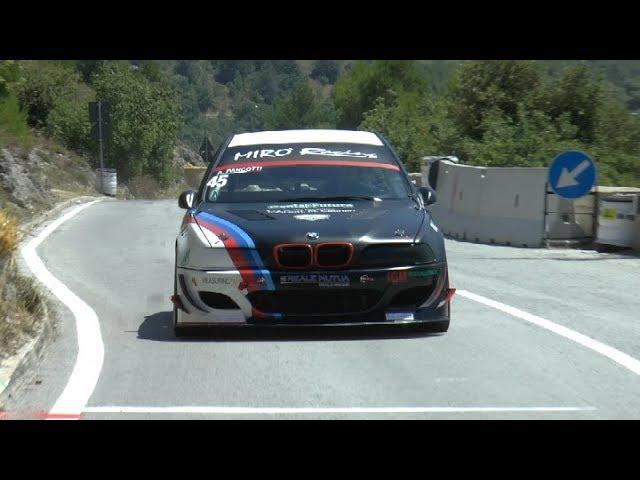 SVOLTE DI POPOLI 2019 AMEDEO PANCOTTI BMW M5
