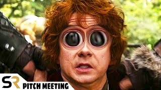 The Hobbit: An Unexpected Journey Pitch Meeting