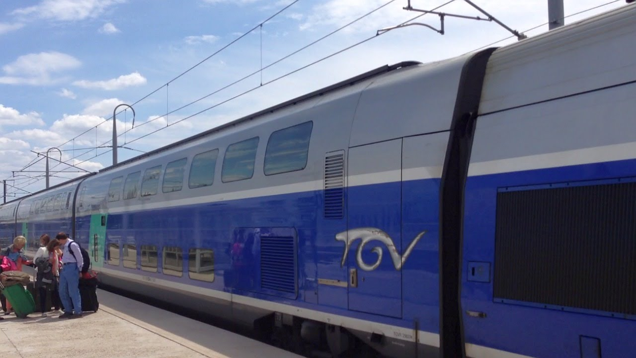 paris avignon on french tgv high speed train youtube. Black Bedroom Furniture Sets. Home Design Ideas