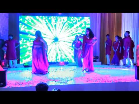 Holud Dance Performance Part 2 (Groom's Side)