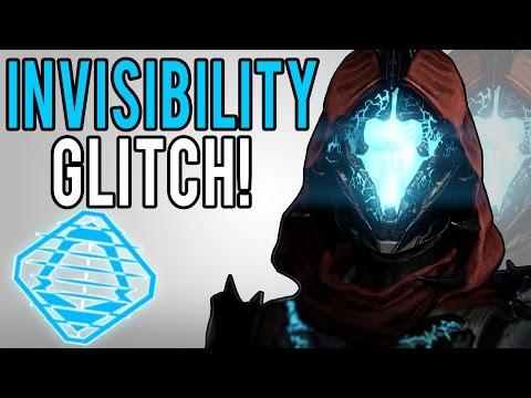 Destiny: THE INVISIBLE GLITCH!