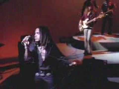 "Lenny Kravitz, :""It Ain't Over Till It's Over"""