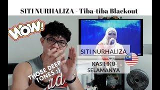 REAKSI WOW Siti Nurhaliza KASIHKU SELAMANYA LIVE Tiba Tiba Blackout Kali Pertama