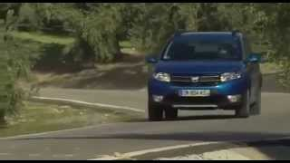 тест драйв Renault Sandero Stepway 2014