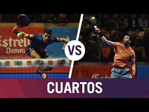 Resumen Cuartos de Final Maxi/Sanyo VS Botello/Ruiz | Estrella Damm Catalunya Master