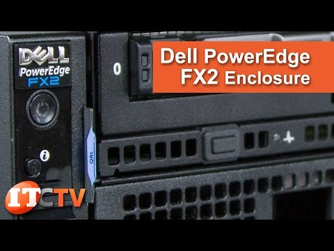 Dell PowerEdge FX2 Rack Server Gen13 - Review