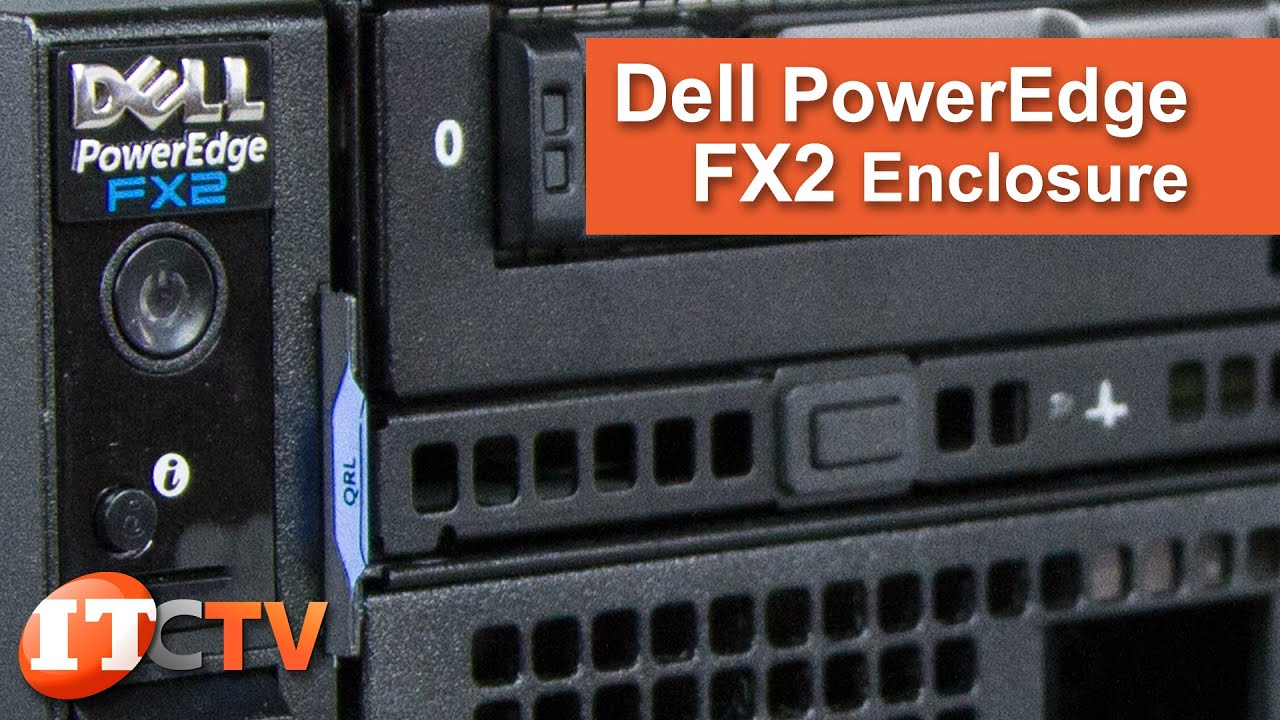 Dell PowerEdge FC430 Server for the FX2 | IT Creations
