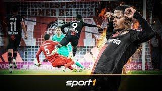 So spielt sich Bailey wieder in den Bayern-Fokus | SPORT1