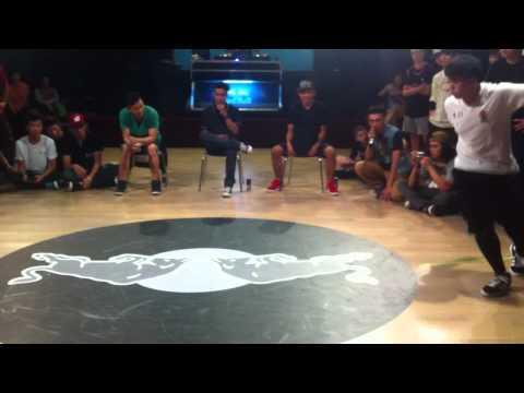 20120616︳Red Bull Bc One Hong Kong Cypher︳1 On 1 ︳海選︳B Boy FaT SeaL