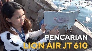 [EKSKLUSIF kumparan.com] Pencarian Bangkai Pesawat Lion Air JT610