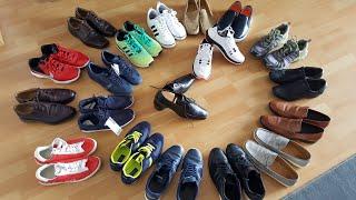В чём ходит Виталька. Обзор моей обуви.