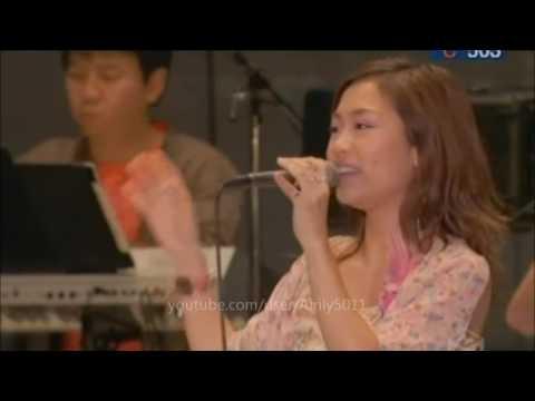 Lena Park(박정현) - Sanctuary (미아 Japanese Ver.) @ 2005.08.28 Live Stage