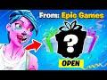 EPIC GAMES GIFTED ME... (secret)