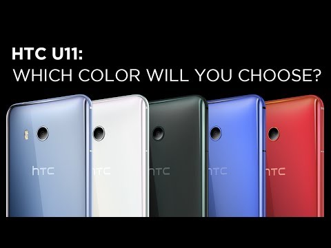 HTC U11 智能手機 相關視頻