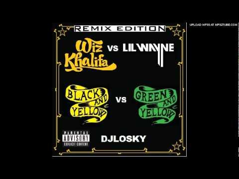 Green, Black & Yellow (Feat. Wiz Khalifa & Lil Wayne)