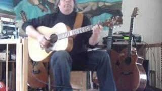 Lumpy Gravy (Frank Zappa) solo guitar