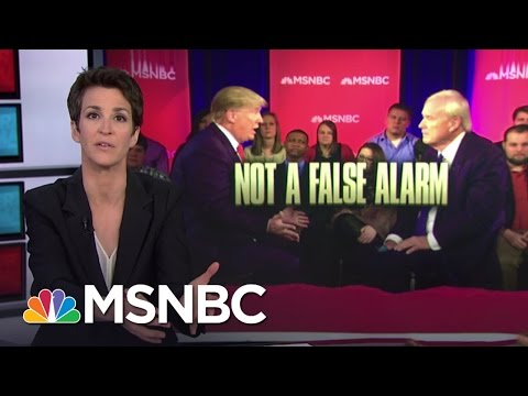 Donald Trump Exposes Truth of AntiAbortion Politics  Rachel Maddow  MSNBC