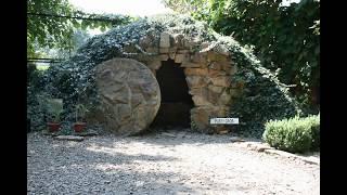 Bieszczady - Myczkowce - Ogród Biblijny