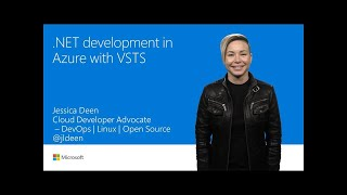 .NET development in Azure with Visual Studio Team Services | T168