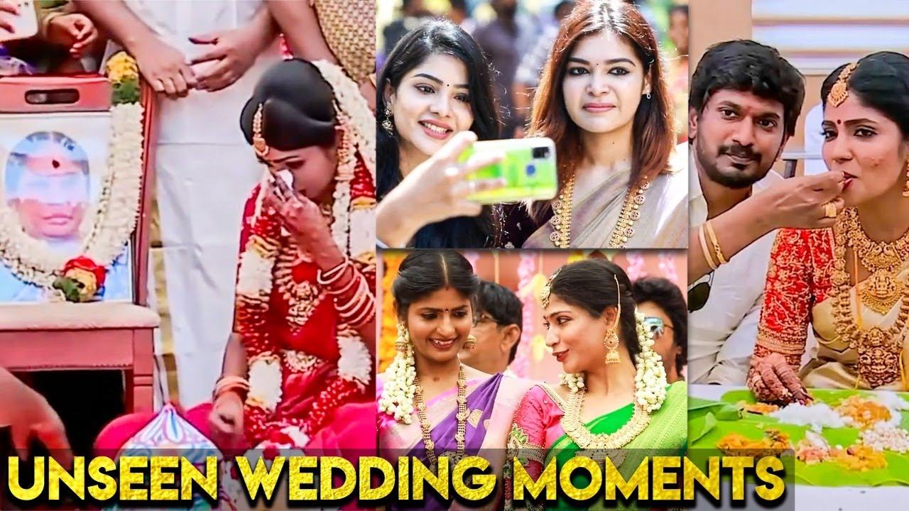 Download Desingh Weds Niranjani.. அம்மா படத்தை வைத்து தாலி கட்டிய Emotional Moments   Vijayalakshmi   Kani