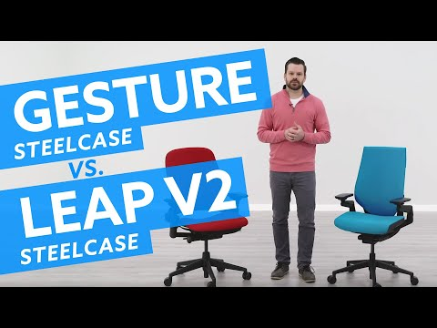 Steelcase Leap Chair Vs Steelcase Gesture Chair: Which Is Best For You?