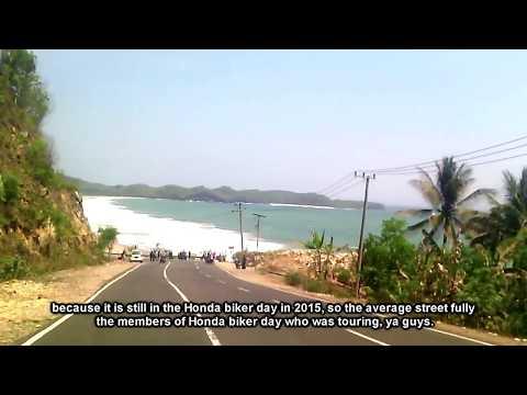 26. Pantai Soge Jalur Lintas Selatan Pacitan