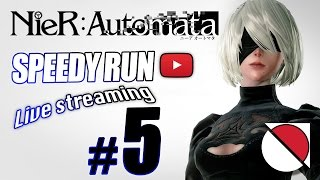 NieR: Automata SPEEDRUN #5