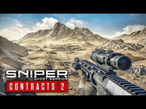 Sniper Ghost Warrior Contracts 2 - Kill Everyone In The Training Camp (No Alarm, Deadeye) |