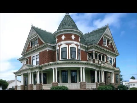 Victorian Houses - SlideShow With Relaxing Classical Music