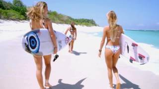 THE GIRLS OF SURFING  XVII