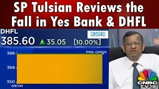 Video SP Tulsian Reviews the Fall in Yes Bank & DHFL | CNBC TV18 download MP3, 3GP, MP4, WEBM, AVI, FLV September 2018